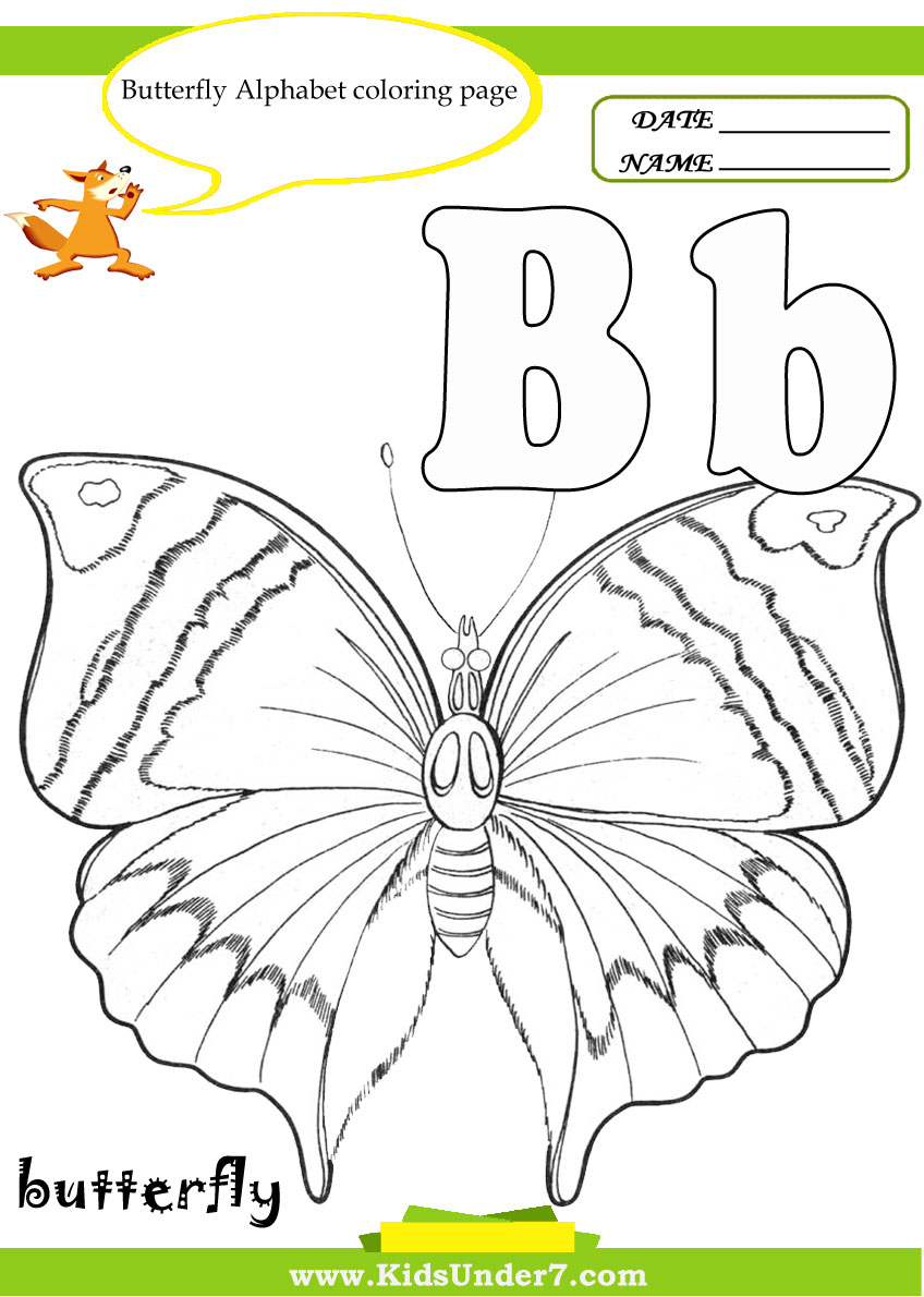 Learn With Fun Alphabet 20 Alphabet Coloring Pages Free