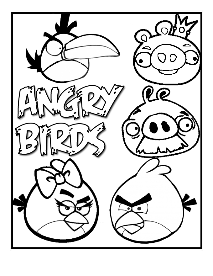 Angry Birds united