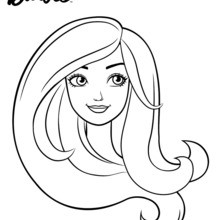 mesmerizing barbie world 17 barbie coloring pages  free