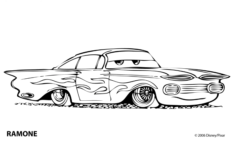 Lightning Mcqueen From Cars 3 2 Disney Coloring Pages Printable