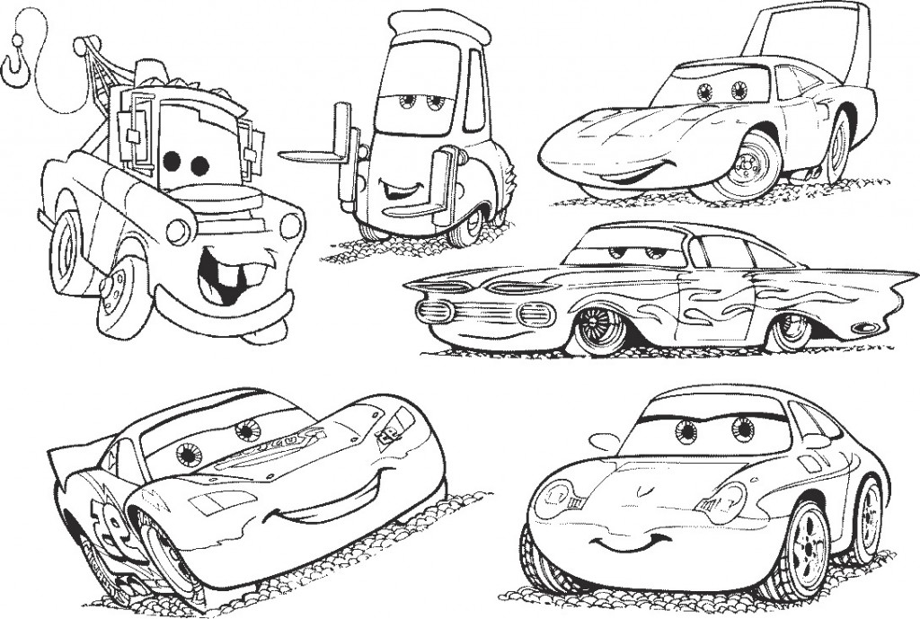 lightning mcqueen learns life 17 cars coloring pages free printables