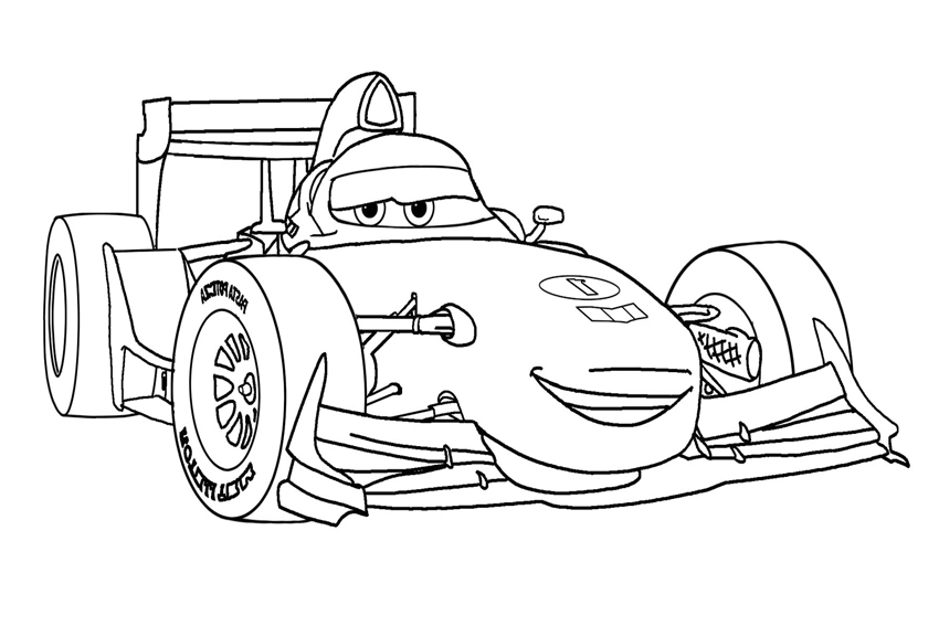 lightning mcqueen coloring pages free – royaltyhairstore.com | 567x850