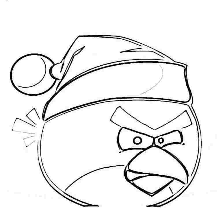 Angry Birds Seasons for coloring 2 | 747x772