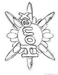 honex Bee movies coloring page