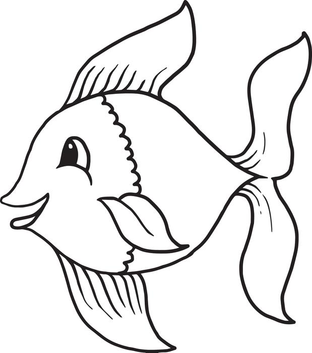 29 Fish and Octopus Coloring Pages