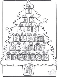 Experience The Verve Of Violet During Advent 18 Advent Coloring Advent Coloring Page