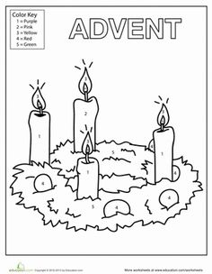 Advent celebrates in holy processing