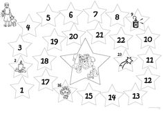 Worksheet. Experience the verve of violet during Advent 18 Advent coloring