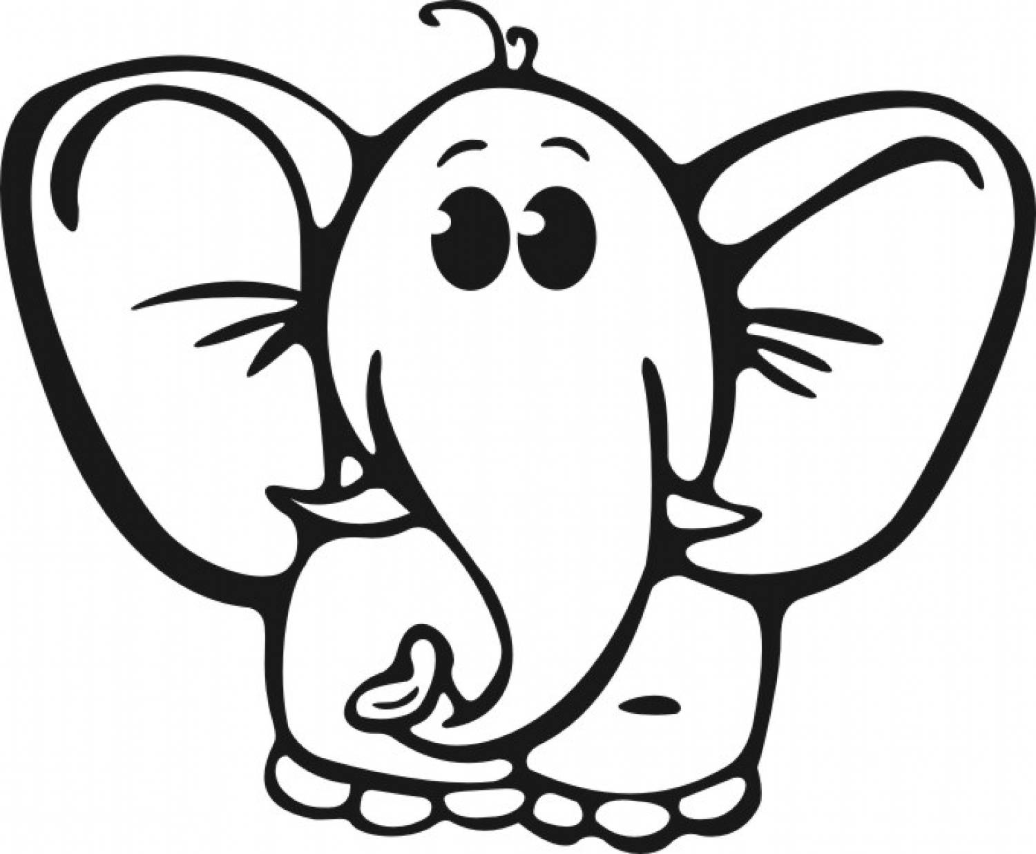 adorable creature baby elephant 18 baby elephant coloring pages