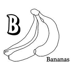 Beneficial fruit Banana 20 Banana