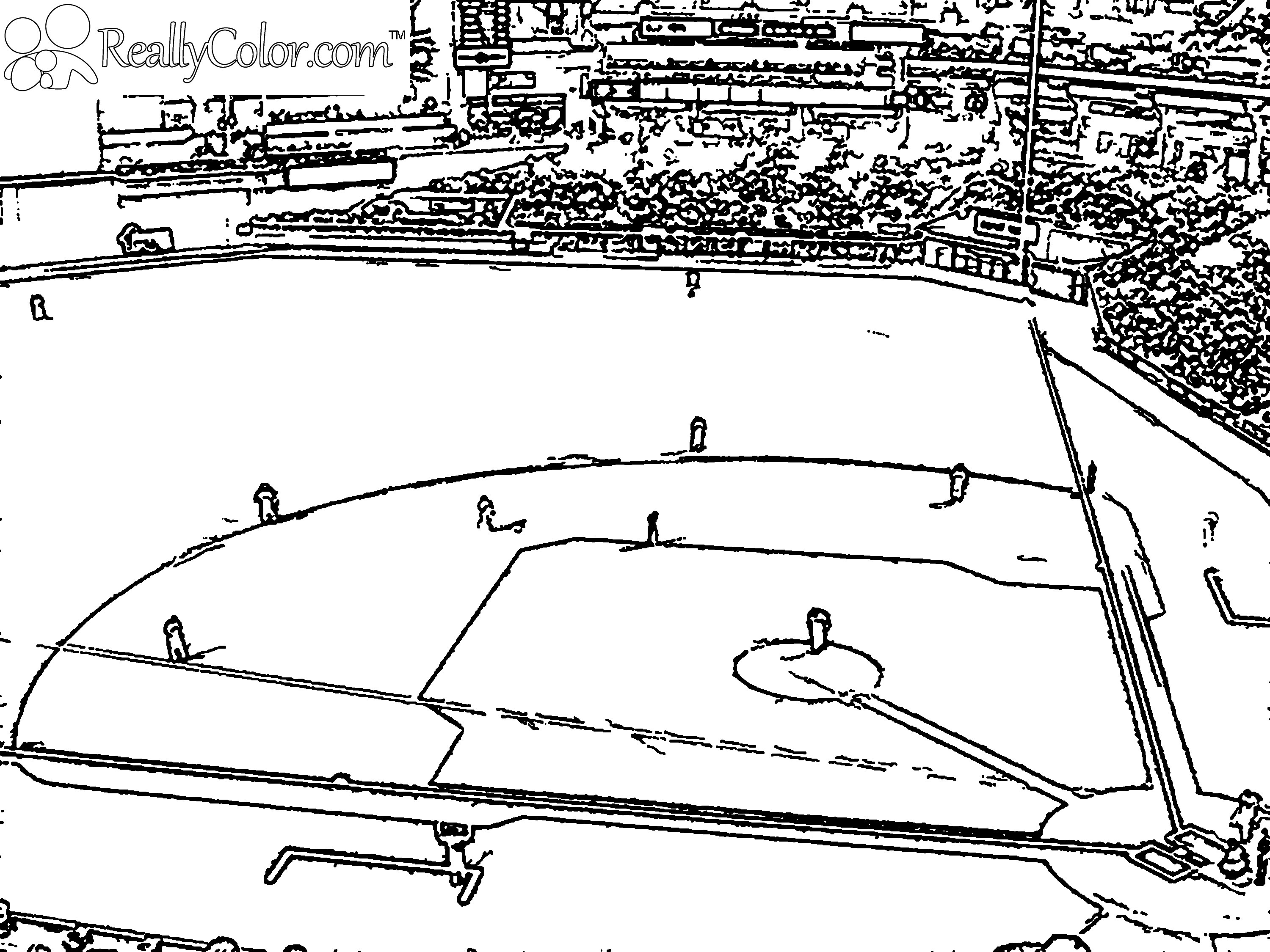 baseball coloring pages evelyn - Baseball Coloring Pages Printable