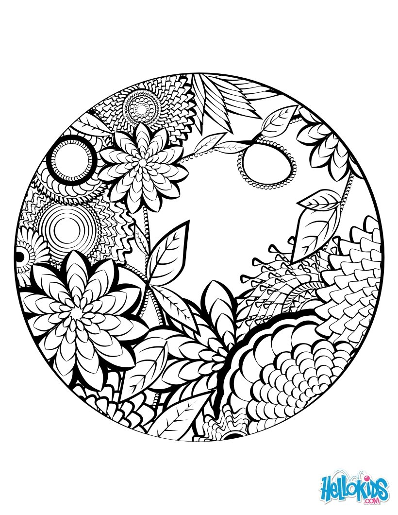 Abstract Coloring Page - Free Painting Coloring Pages ... | 1060x820