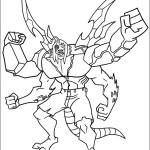 Alien adventures Ben 10 20 Ben 10 coloring pages