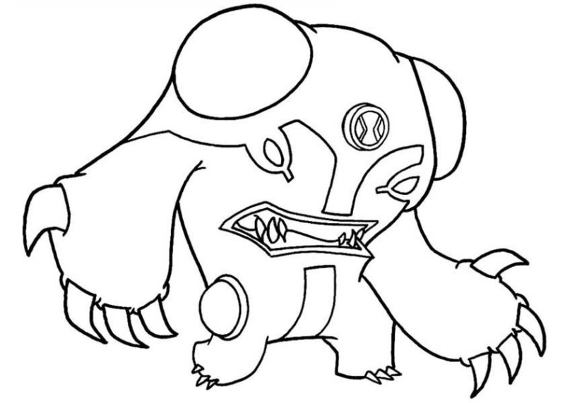 Alien adventures ben 10 20 ben 10 coloring pages free for Coloring pages of ben 10 aliens