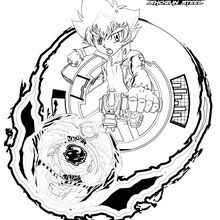 beyblade coloring pictures added avery