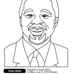 Experience the historic week of US with the Black history month 18 Black history month coloring pages
