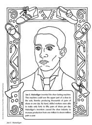 black-history-month pictures coloring sheets – Free Printables