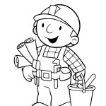 Story of a diligent builder Bob the Builder 20 Bob the Builder coloring pages