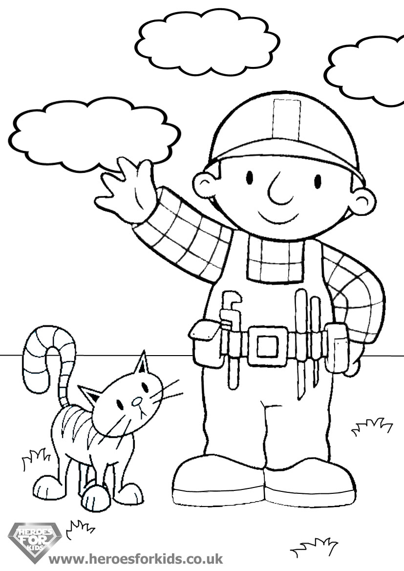 Story Of A Diligent Builder Bob The Builder 20 Bob The
