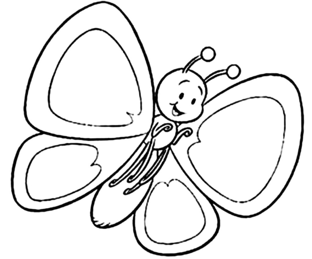 butterfly coloring pages by emily u2013 free printables