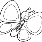 Beautiful creation of nature Butterfly 20 Butterfly coloring pages