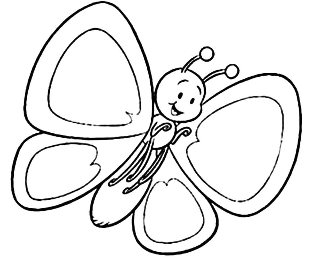 smiling Butterfly picture