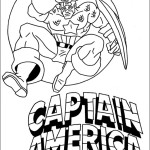 Tale of an ultimate hero Captain America 20 Captain America coloring pages