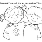 World's largest religion Christian 20 Christian coloring pages