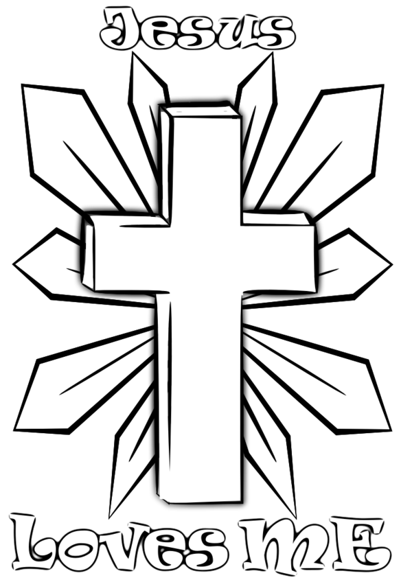 Worlds Largest Religion Christian 20 Coloring Pages