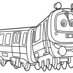 Adventures of a group of trainees Chuggington 17 Chuggington coloring pages