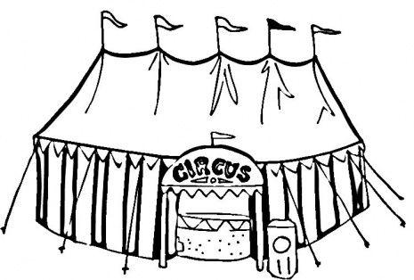 Best entertaining program for children Circus 20 Circus coloring ...