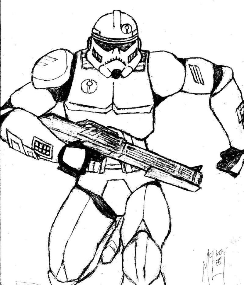 clone trooper coloring pages clone troopers coloring pages copy matthew – Free Printables clone trooper coloring pages
