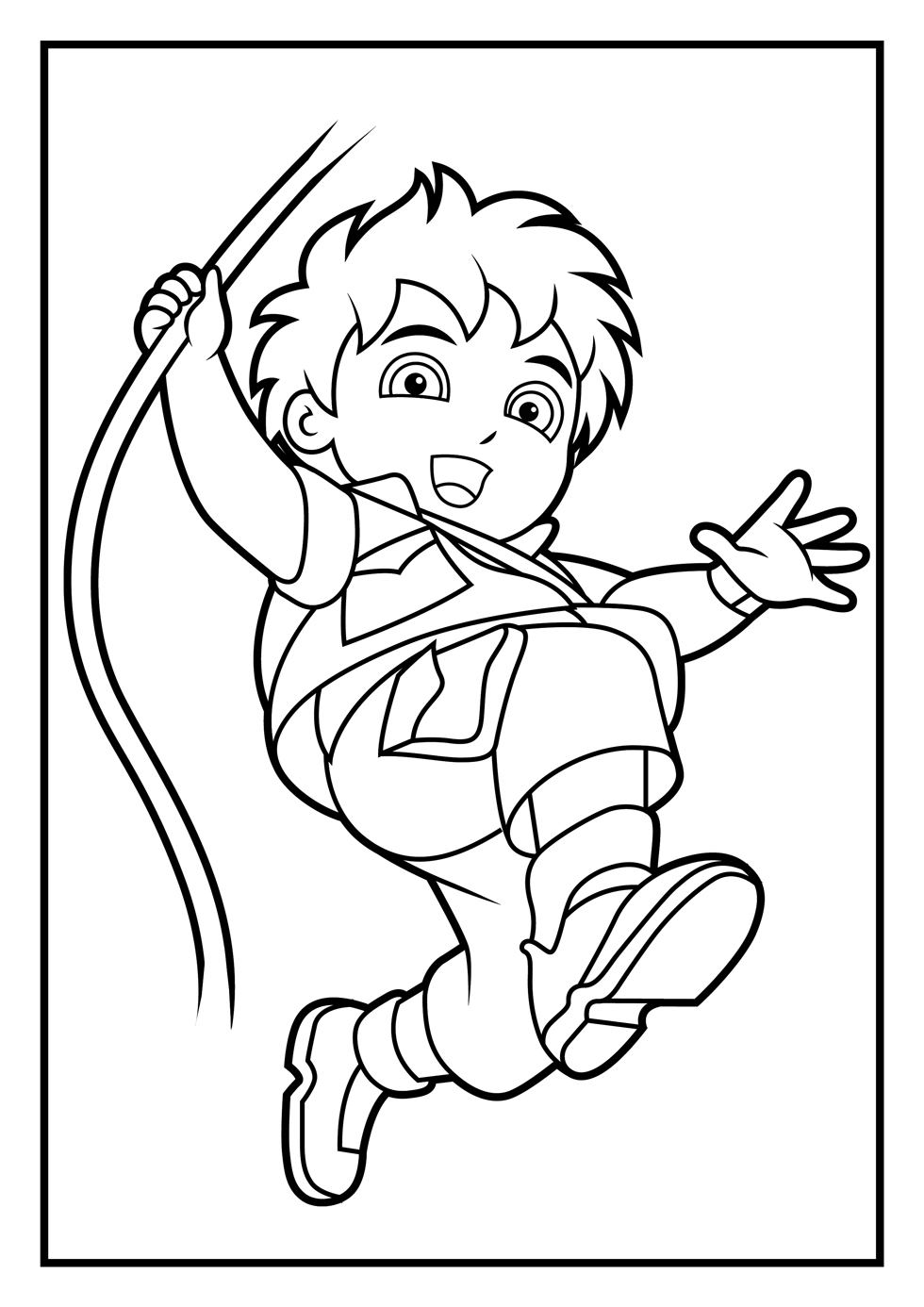 deigo coloring pages - photo#8