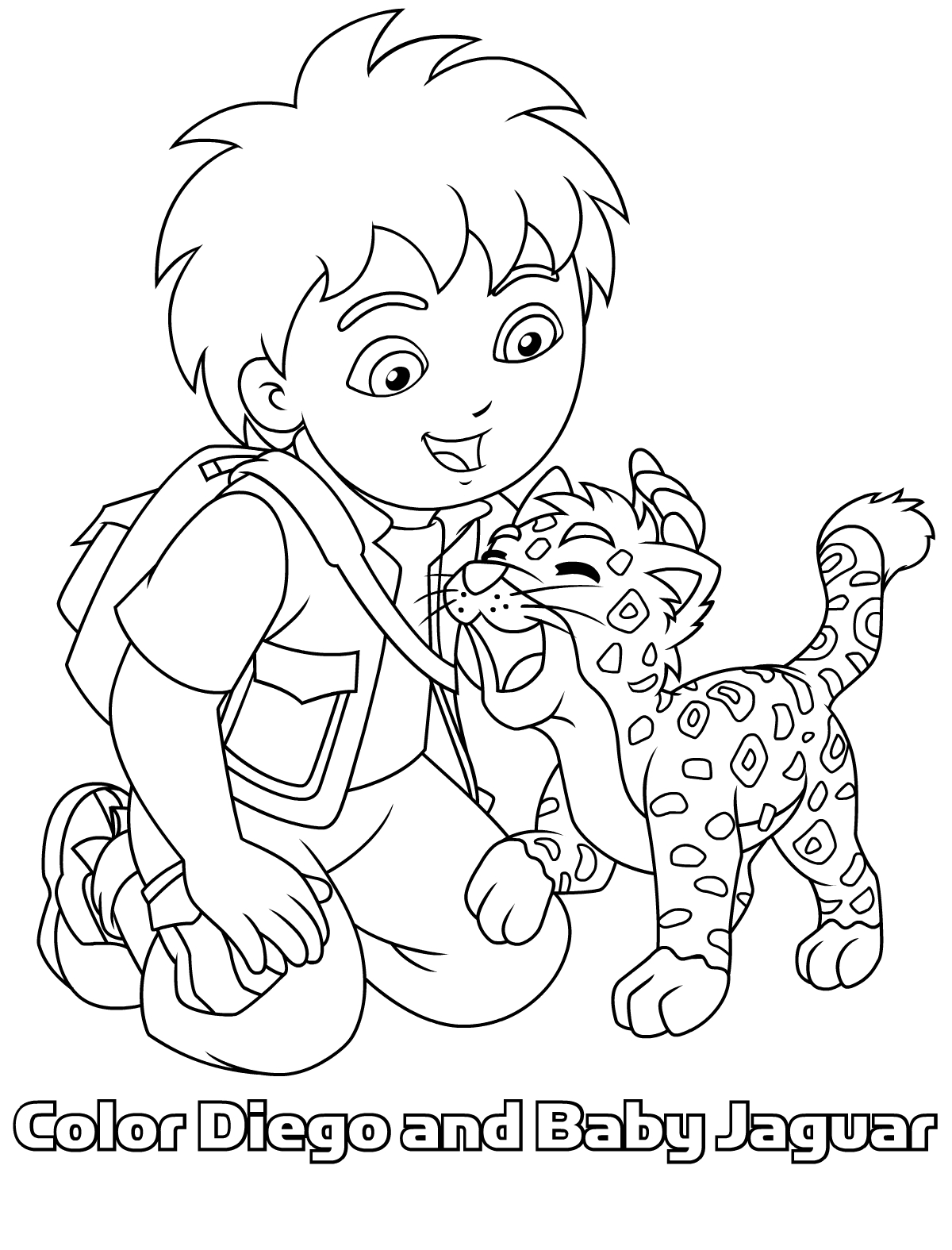 deigo coloring pages - photo#36