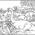 Extinct wildest mammal Dinosaur 20 Dinosaur coloring pages