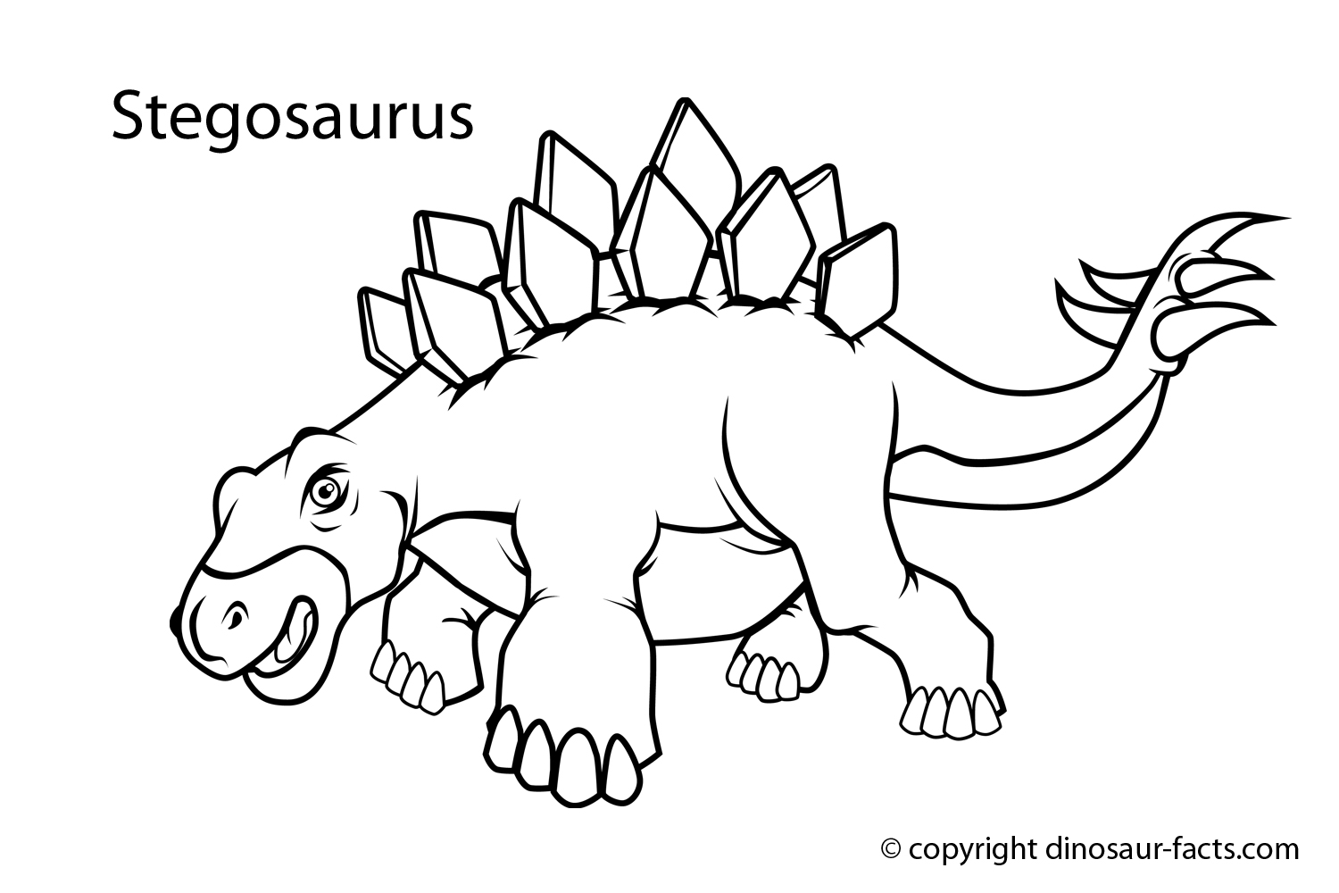 Dinosaur Coloring Pages From Aaliyah Free Printables