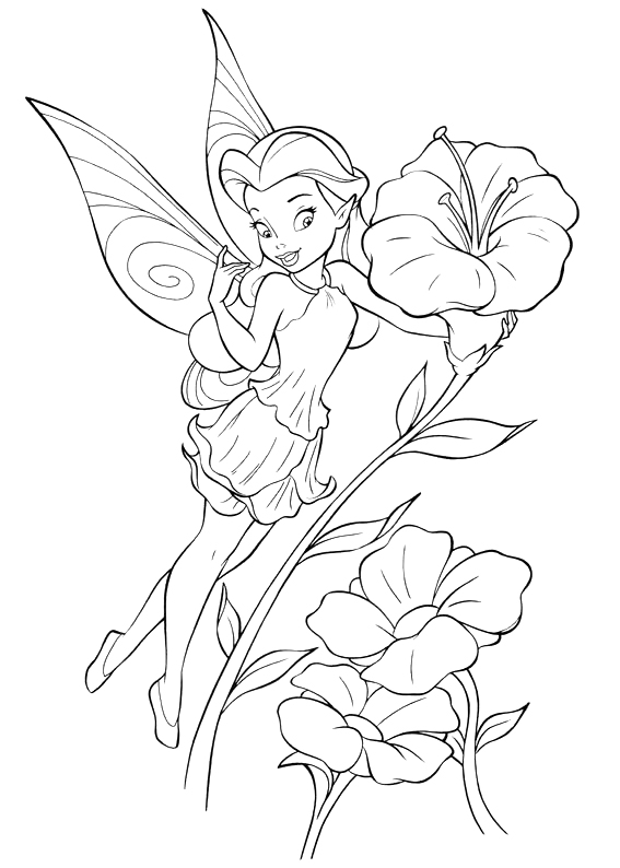disney fairies coloring pages disney fairies coloring pages from gabriel – Free Printables disney fairies coloring pages
