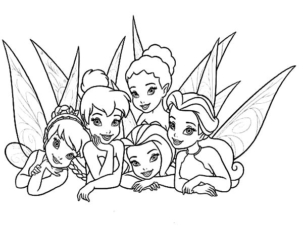 pretty Disney Fairies