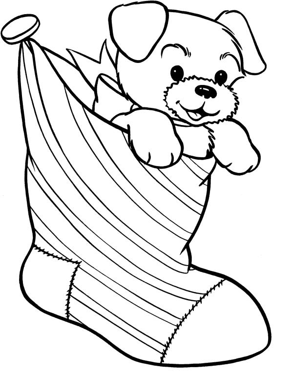 Faithful animal Dog 20 Dog coloring pages | Free Printables