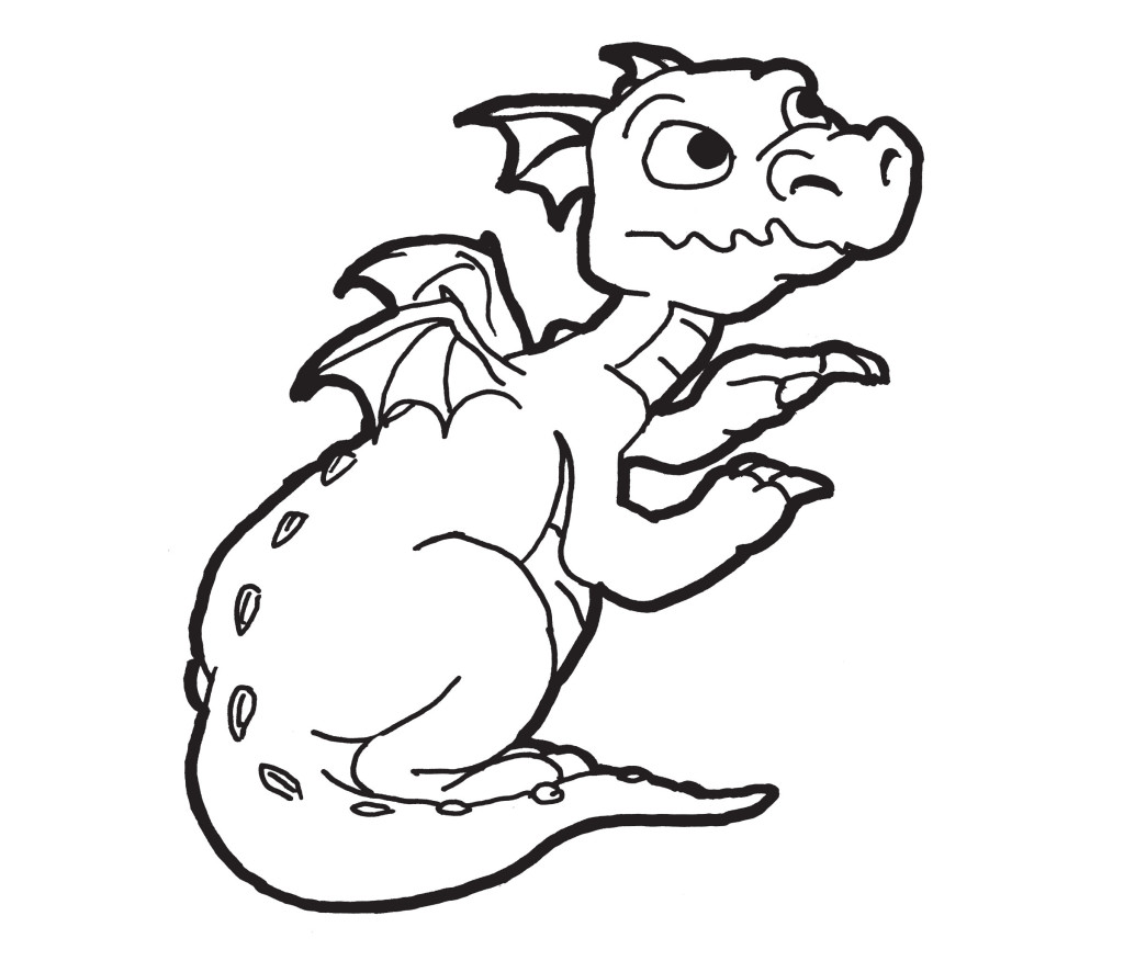 cute image of Dragon