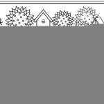 Pleasant view of some attractive Gardens 17 Gardens coloring pages