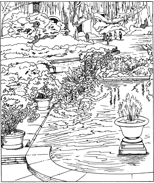 gardens coloring pages from ellie – Free Printables
