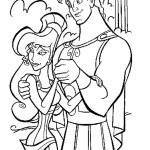 Adventures of a demigod Hercules 20 Hercules coloring pages