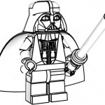 Action packed story of a mini-figure Lego 17 Lego coloring pages