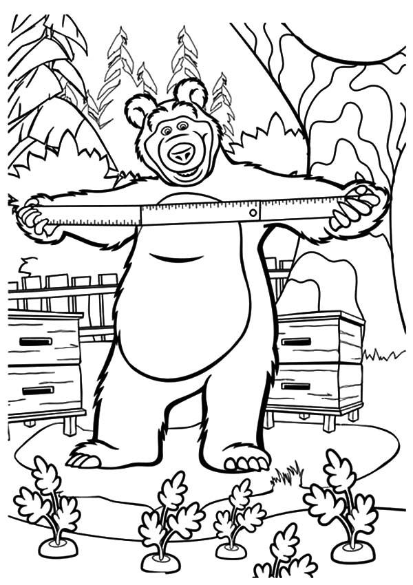 Adventure Of A Tiny Girl Amp Her Bear Masha Amp The Bear 17