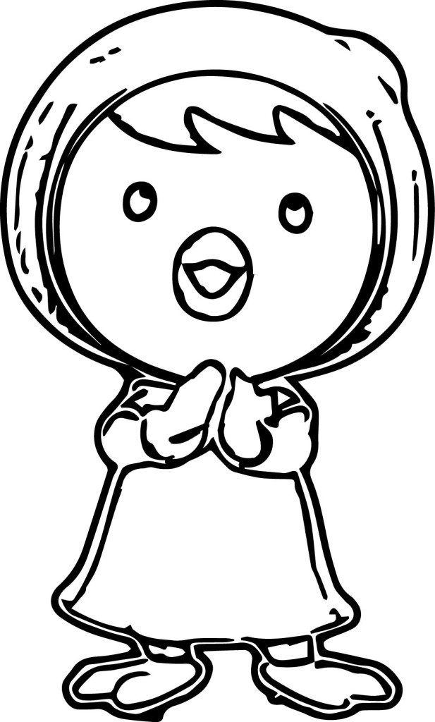 Pororo Coloring Pages James Free Printables