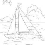 Spellbound view of the Sea 20 Sea coloring pages