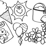 Refreshing and delightful views of the Spring season 20 Spring season coloring pages