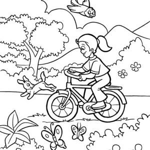coloring pages of springseasonsophia  free printables