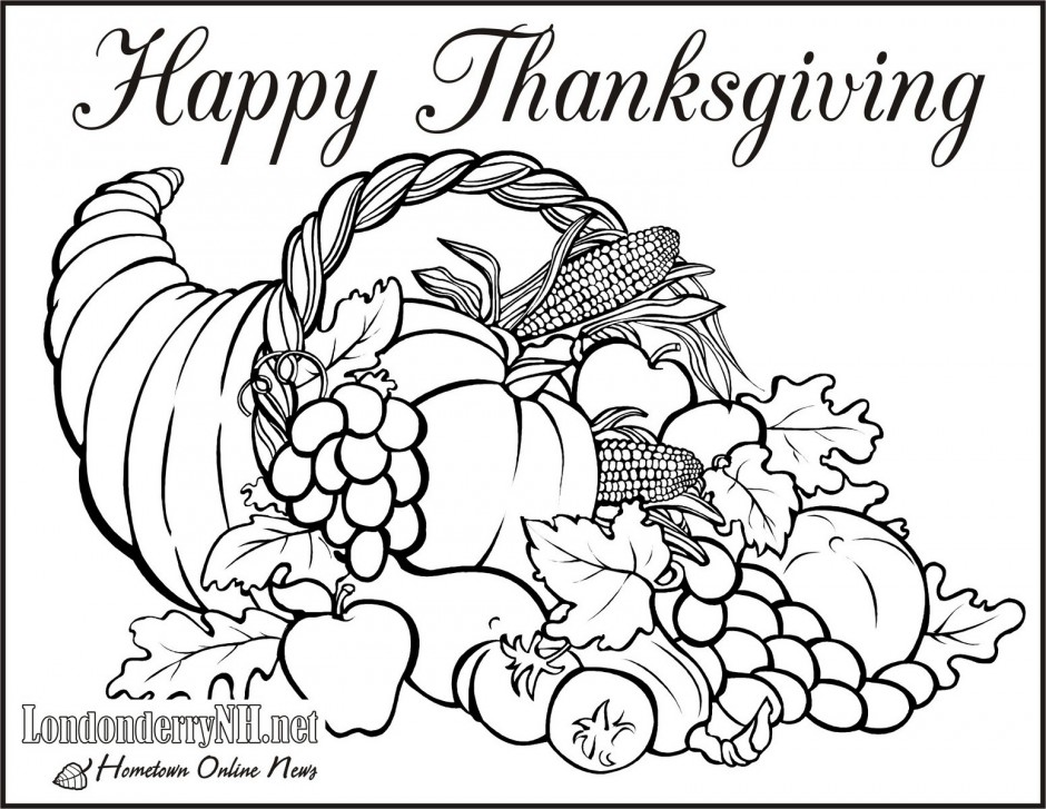 wishing a happy Thanksgiving day